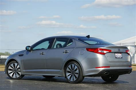 Jim Price Kia Optima Edges Accord In Cr Test Altima Still Favorite