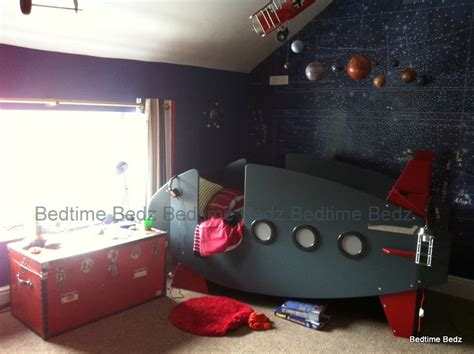 Rocket Bed rocket theme bed novelty rocket bed created by bedtime bedz bedtime bedz