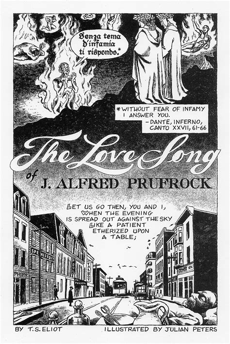 themes of the lovesong of j alfred prufrock prufrock2