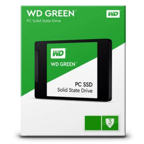 Wd Green Ssd 120gb Sata3 T1910 5 solid state drives wd green sata ssd 2 5 7mm 120gb