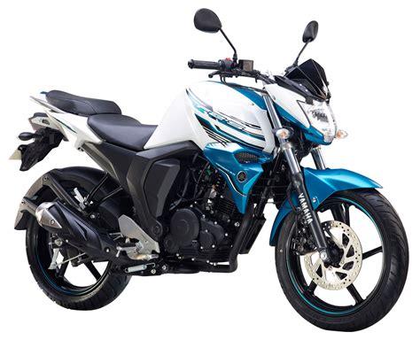 honda bike png yamaha fz s fi white motorcycle bike png image pngpix