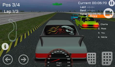 Modified Settings Apk by Modified Car Racing 2016 For Pc