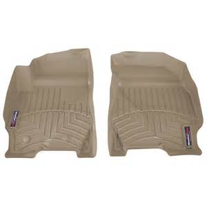 weathertech floor mats for ford escape 2010 wt453541