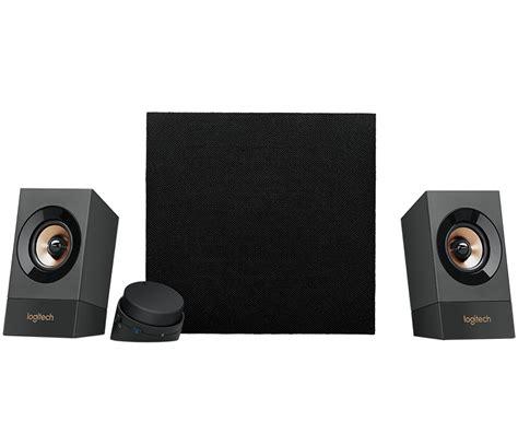 Speaker Bluetooth Logitech logitech z537 bluetooth 2 1 speaker system en roeu