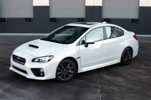 Subaru Sti White 2015 Subaru Wrx Sti White