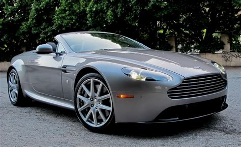 2012 Aston Martin V8 Vantage by Car And Driver