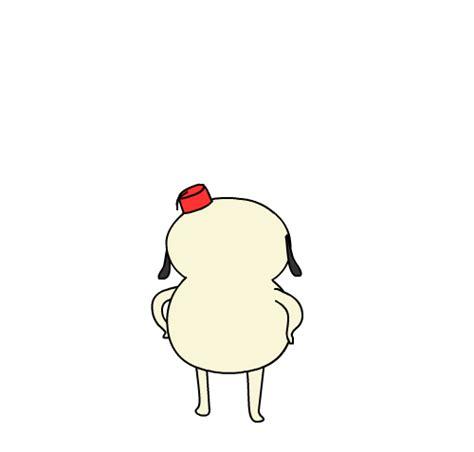 pug animation hangover frederatorblog gif wifflegif