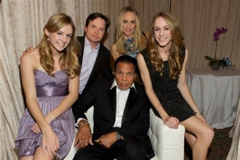 michael j fox family michael j fox family 2013 www pixshark images