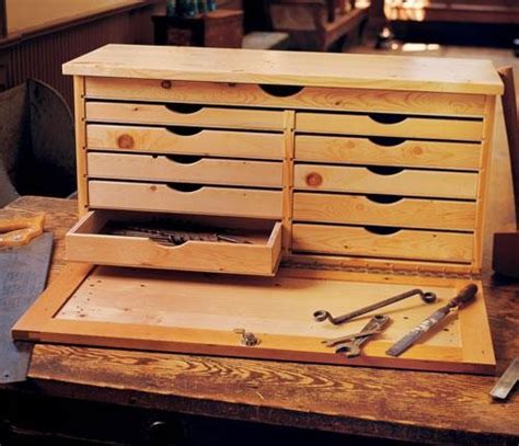 toolbox plans wood   build diy woodworking
