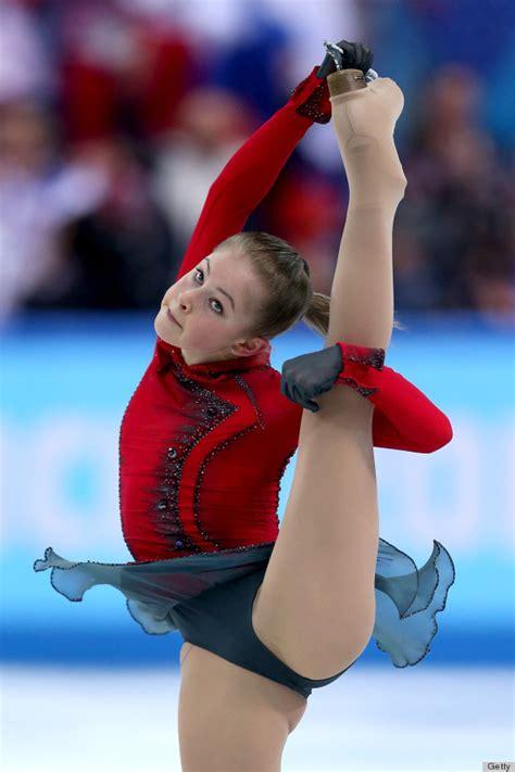Lulia Slip On Womens figure skater lipnitskaia can bend in ways