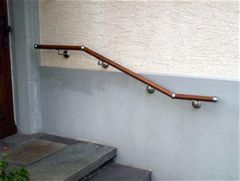 treppe handlauf aussenbereich flexo handlaufsysteme handlauf im aussenbereich
