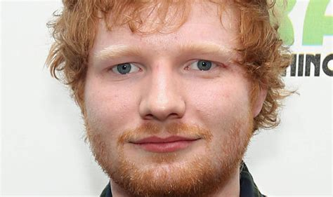ed sheeran mini biography i apologise for my cheeky comments but lighten up says