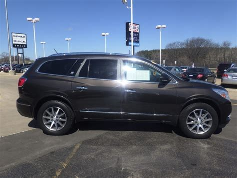 buick suv for sale the used 2014 buick enclave suv for sale in wi ewald