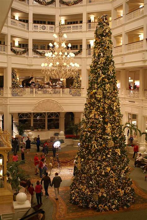 grand floridian christmas tree grand floridian decorations 2008 photo 1 of 15