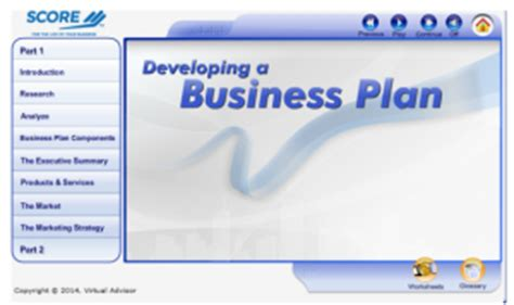 score business plan template free business plan templates businesss planning templates