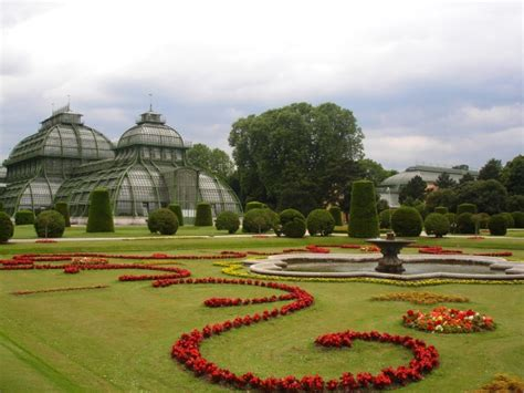 Botanical Gardens Vienna Botanical Garden Vienna Photo