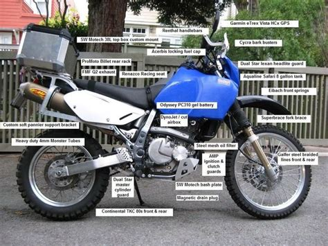 Suzuki Mods Popular Modifications For The Suzuki Dr650se Dual Sport