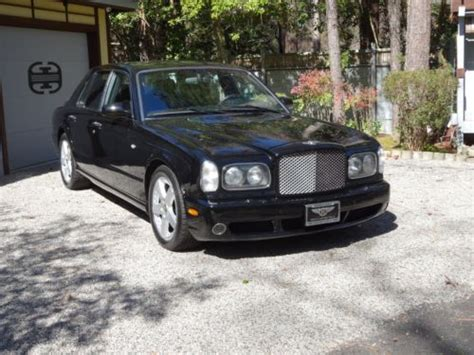 bentley arnage t mulliner sell used 2002 bentley arnage t mulliner in fayetteville