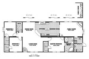 Dream Home Floor Plans Manufactured Home Floor Plan 2010 Clayton The Dream Home