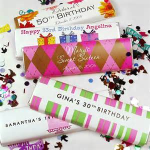 Favors Birthday Adults by Chocolate Birthday Favors