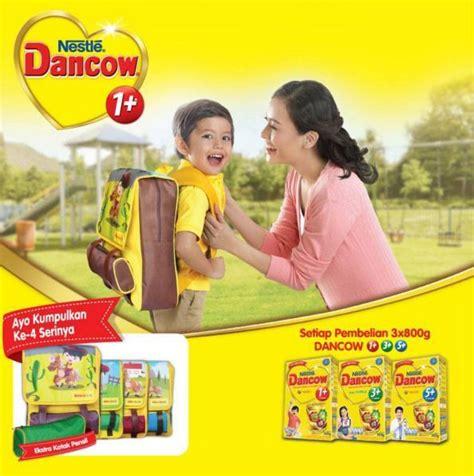 Dancow Di Hypermart 187 gratis tas petualang dancow