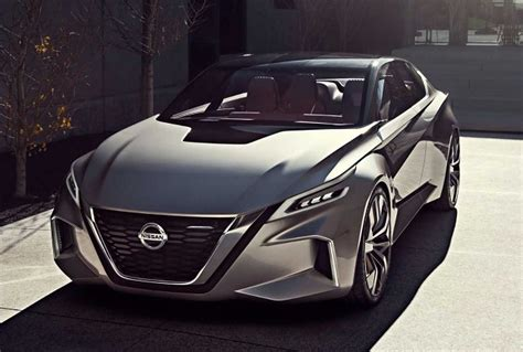 nissan altima 2018 2018 nissan altima hybrid all new design and specs