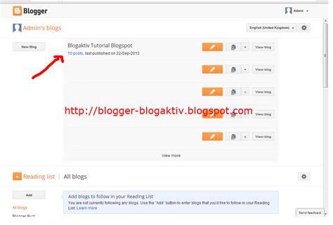 blogger penulis cara menambahkan penulis tamu di blog