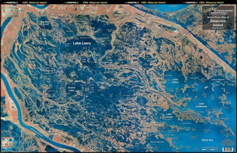 louisiana fishing map delacroix island aerial chart la2 keith map service inc