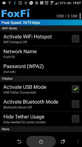 usb tether android how to get usb tethering to work in android phone make tech easier
