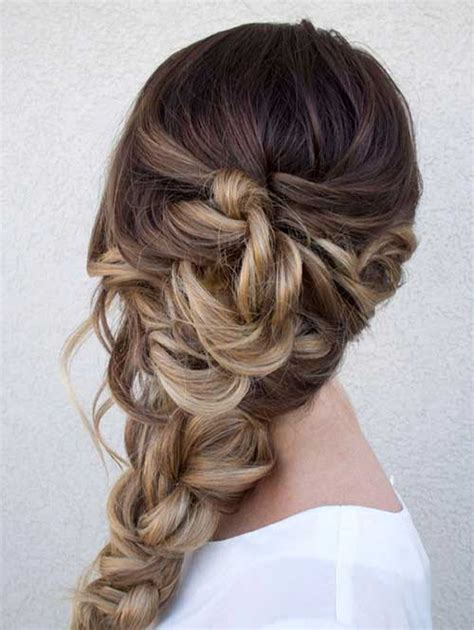 Awesome Braided Hairstyles 26 braids for wedding hairstyles hairstyles