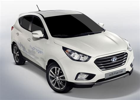 Hyundai Cars by Production Hydrogen Fuel Cell Cars Hit The Market