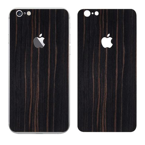 Back Cover Iphone 6 4 7 wood bamboo back cover protective sticker for
