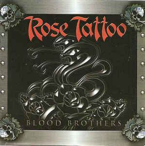 rose tattoo full album blood cd album at discogs