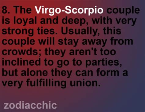 scorpio and virgo marriage 13 quotes about virgo scorpio relationships scorpio quotes