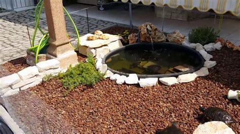 laghetto da giardino per tartarughe laghetto per tartarughe con filtro per l acqua