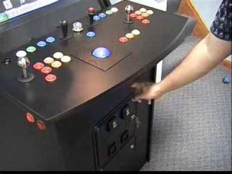 Slikstik MAME Arcade cabinet installation   YouTube