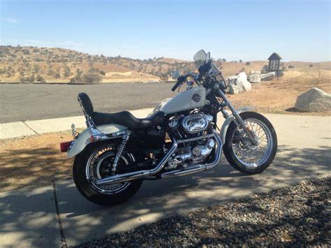 Harley Davidson 883 Hugger by 2002 Sportster 883 Hugger Motorcycles For Sale