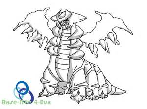 pokemon giratina coloring pages girls wallpaper