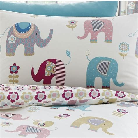 elephant toddler bedding jumbo elephant bedding available in single double