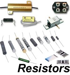 small resistors 301 moved permanently