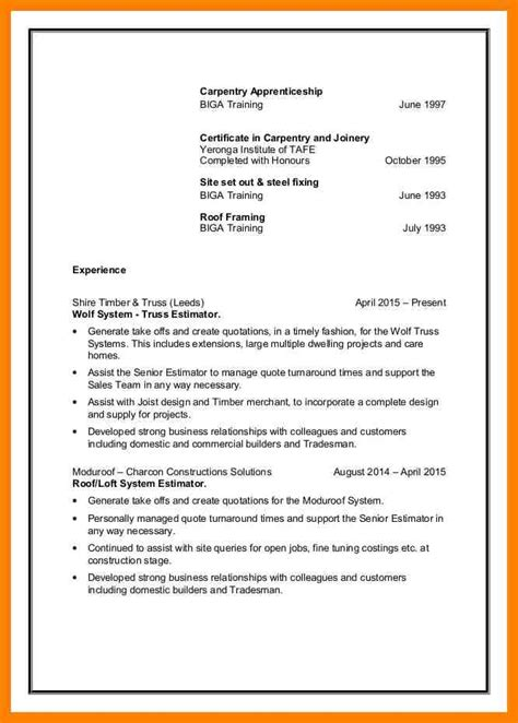 how to cv 6 how to set out a cv fancy resume
