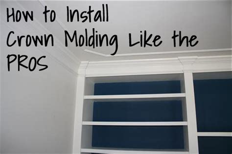 how to install crown molding on top of kitchen cabinets tutes tips not to miss readers top 10 home stories a