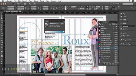 layout view indesign adobe indesign cc 2014 free download
