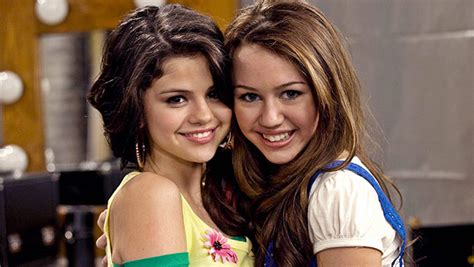 miley cyrus selena gomez once fought over nick jonas