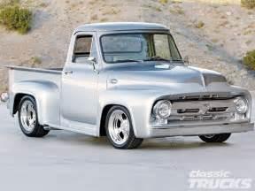1955 ford f 100 classic trucks magazine