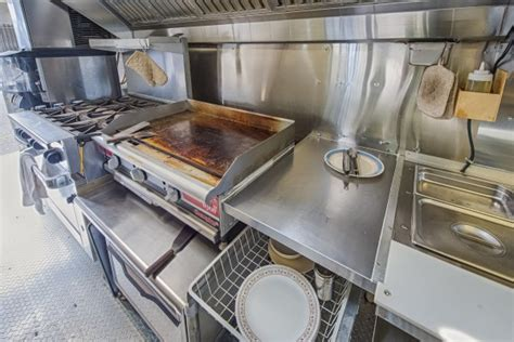 food truck kitchen design basics making the choice of what food to serve from your food