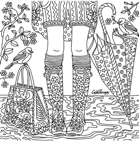 coloring pages bliss facebook 4061 best zentangles adult colouring images on pinterest