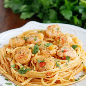 printable caribbean recipes caribbean shrimp pasta kevin amanda food travel blog