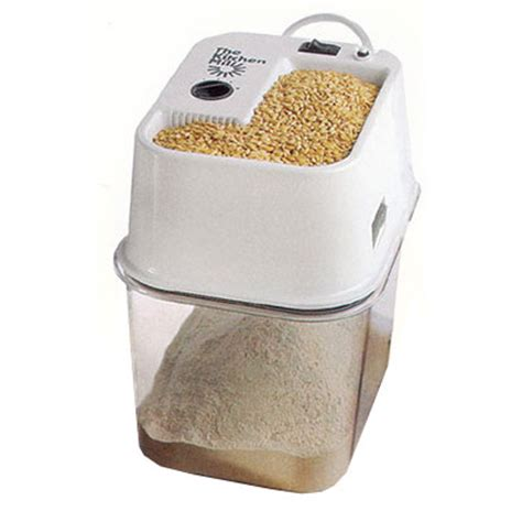 Kitchen Grinders And Mills Kitchen Mill Grain And Flour Mill By Blendtec