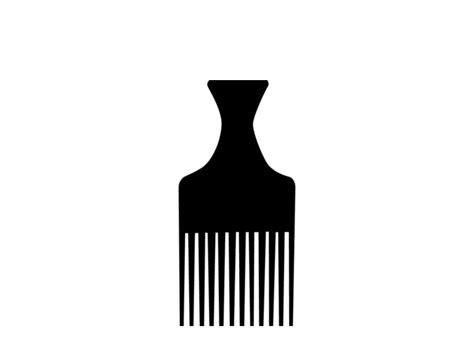 Bj 8624 Black Bigsize T Shirt mysoti countershot afro comb tees